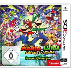 Mario & Luigi: Super Star Saga + Bowsers Schergen - 3DS