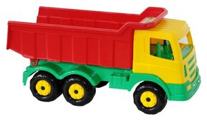 WADER Super Truck Kipplaster Lastwagen LKW Kipper 41 cm