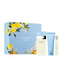 Dolce & Gabbana Light Blue 125ml Pack  One Size