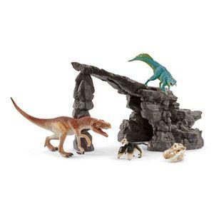 Schleich Dinosaurs Dinoset mit Höhle
