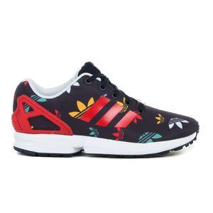 Adidas Zx Flux J Cblack/Lusred/Ftwwht 38 2/3