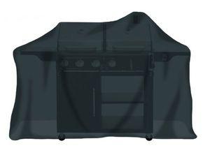 Tepro-Grillschutzhülle-Universal Abdeckhaube - für Gasgrill extra groß, schwarz; 8109