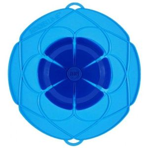 Kochblume das Original - der Überkoch Stopper groß 33 cm Farbe Blau