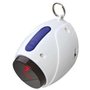 TRIXIE Automatische Laserpointer Katzenspielzeug 11 cm Weiß 41311