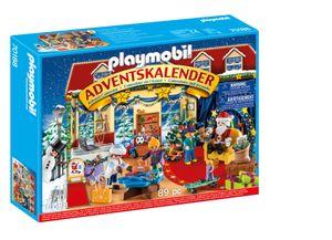 """PLAYMOBIL Weihnachten 70188 Adventskalender """"Weihnachten im Spielwarengeschäft"""""""