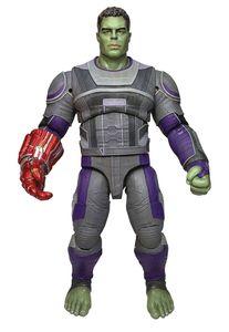 Diamond Select Avengers Hulk Hero Suit Marvel Select Actionfigur 23 cm DIAMJUL192664