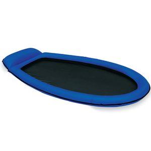 INTEX Luftmatratze 178 x 94 cm - aufblasbarer Außenring und innen Mesh-Gewebe für den Wasserdurchlauf bzw. Abkühlung