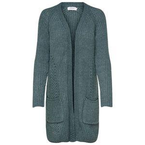 Only Damen Pullover 15165076 Light Grey Melange
