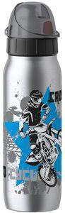 emsa TEENS Isolier-Trinkflasche ISO 2 GO 0,5 L Motocross