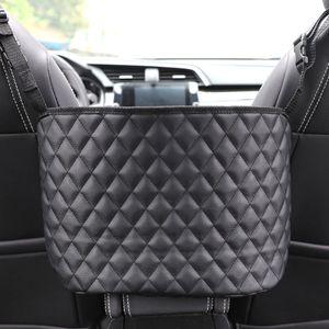 Aufhängende Autotasche,Rückentasche für Autositz,Farbe:schwarz