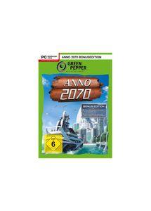 Anno 2070 Bonusedition - PC