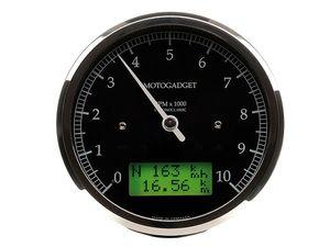motogadget Chronoclassic Drehzahlmesser -10.000 U/min