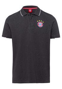 FC Bayern München T-Shirt Logo navy, Gr. XL