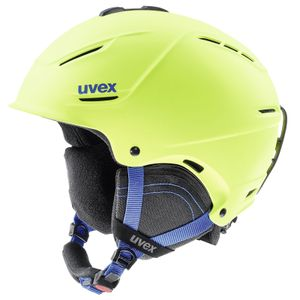 Uvex p1us 2.0 Skihelm, Größe:59-62 cm, Farbe:grün