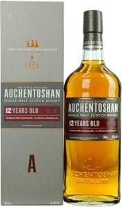 Auchentoshan 12 Jahre Single Malt Scotch Whisky in Geschenkpackung | 40 % vol | 0,7 l