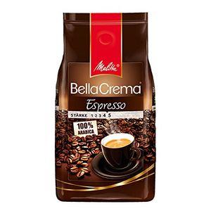 Melitta Bella Crema Espresso, ganze Bohne, 1000g