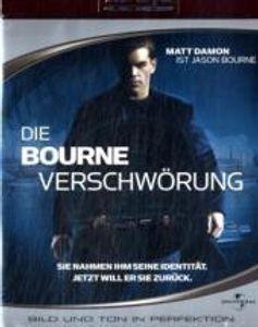 Die Bourne Verschwörung, 1 HD-DVD