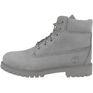 Timberland Jr. 6-Inch Iconic Boot Stiefel Kinder Grau (A172F) Größe: 37