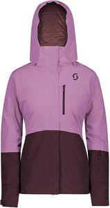 Scott Skijacke Damen Ultimate Dryo 10 cassis pink/red fudge XL