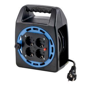 Kabeltrommel 'Kompakt-40016' 230V, H05VV-F 3G1,5 / 20 m