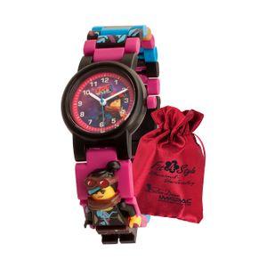 LEGO Uhr Lego Movie 2 Wyldstyle 8021452 Kinder Armbanduhr Säckchen D2ULE8021452