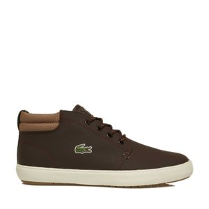 Lacoste Ampthill Terra 319 1 Cma Mode-Sneakers Braun 738CMA0028489