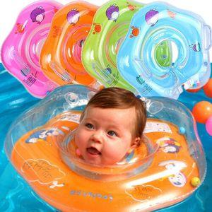 Baby Schwimmhilfe Hals Schwimmring Rosa Babyschwimmring Schwimmkragen Halsschwimmring