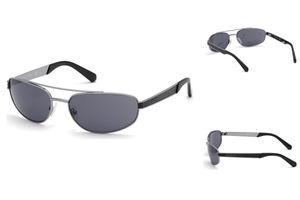 Herrensonnenbrille Guess GU000026108A Grau (Ø 61 mm)