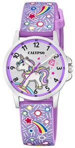 Calypso Junior Collection Uhr Kinderuhr lila K5776/6
