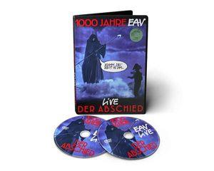 1000 Jahre EAV Live - Der Abschied - Erste Allgemeine Verunsicherung (EAV) -   - (DVD Video / Pop / Rock)