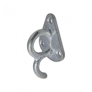 ProPlus Planenhaken Metall mit Öse 70x45mm