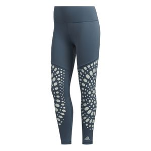 adidas Damen Fitness-Leggings BELIEVE THIS POWER 7/8 TIGHT legacy blue, Größe:S