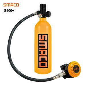 MECO Tauchausrüstung Tauchen 1L 20 minuten Tragbare Tauchflasche Sauerstoffflasche Lufttank Unterwasser Atem Set