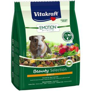 Vitakraft Emotion Beauty Adult, Meerschweinchen 1,5kg