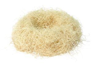 Nestmaterial, 50 g im Beutel, für Nager und Vögel