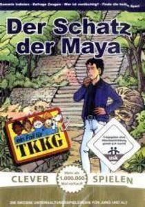 Ein Fall für TKKG, CD-ROMs Der Schatz der Maya, 1 CD-ROM für Windows