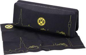 Borussia Dortmund BVB-Brillenetui mit Skyline