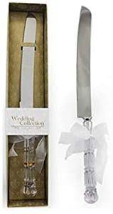 Lesser & Pavey Wunderschönes goldenes Tortenmesser zum Anschneiden der Hochzeitstorte