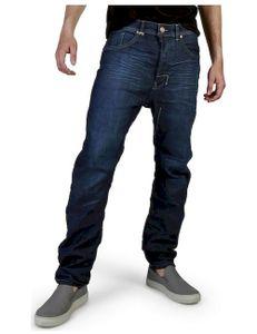 Carrera Jeans Herren Marken Bootcut Regular Fit Jeans, blau, Größe:46, Farbe:Blau, Herstellerfarbe:mediumblue