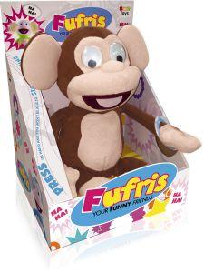 IMC Toys Kuscheltier Verrückter Affe; 93980IM