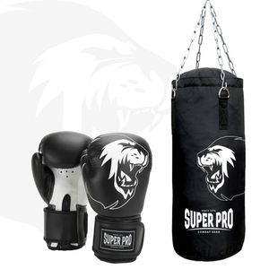 Super Pro Combat Boxsack-Set Junior, SPKP170-90100