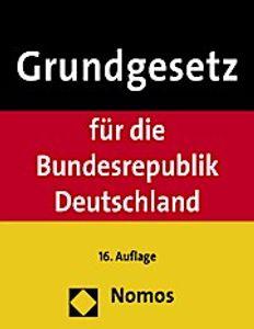 Grundgesetz für die Bundesrepublik Deutschland