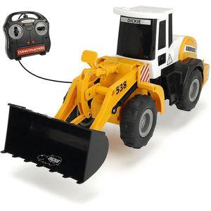 Dickie Toys - Spielfahrzeuge, Liebherr Loader; 203728001