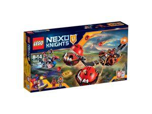 Lego 70314 Nexo Knights - Chaos-Kutsche des Monste