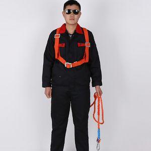 Für 100kg 3 Meter Seilsicherheitsarbeitsgurt Absturzsicherung Stahlhaken
