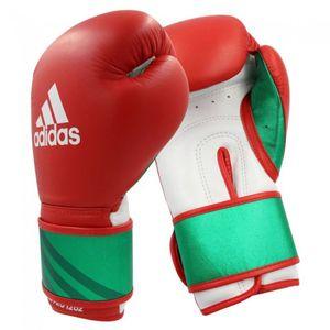 adidas Speed Pro Boxhandschuhe rot/grün Größe 12 oz