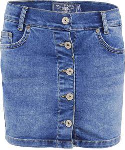 Blue Effect Mädchen Jeans Rock mit Knopfleiste