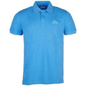 Kappa Polo Shirt Peleot Polo, Größe:XXXXL, Farbe:malibu blue