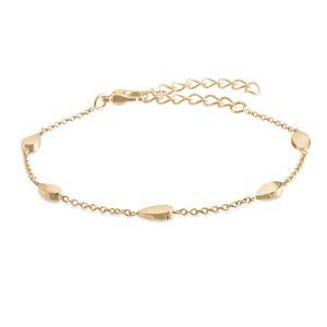 Boccia Armband 03024-02 Titan vergoldet