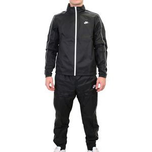 Nike Sportswear Trainingsanzug Herren Schwarz (BV3030 010) Größe: L